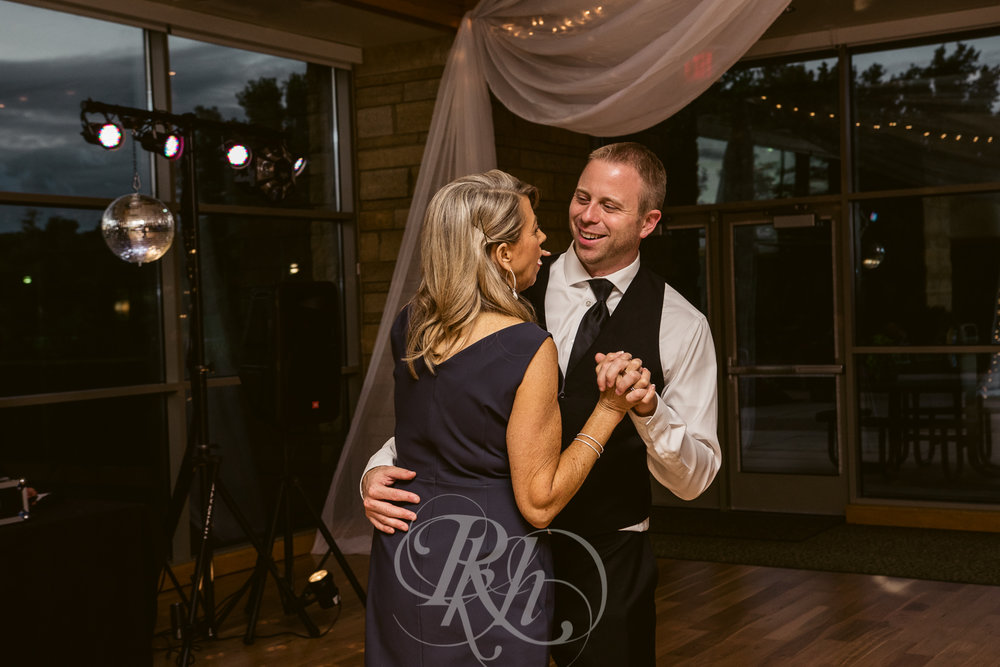 Jessie & Sean - Minnesota Wedding Photography - RKH Images - Reception -10.jpg
