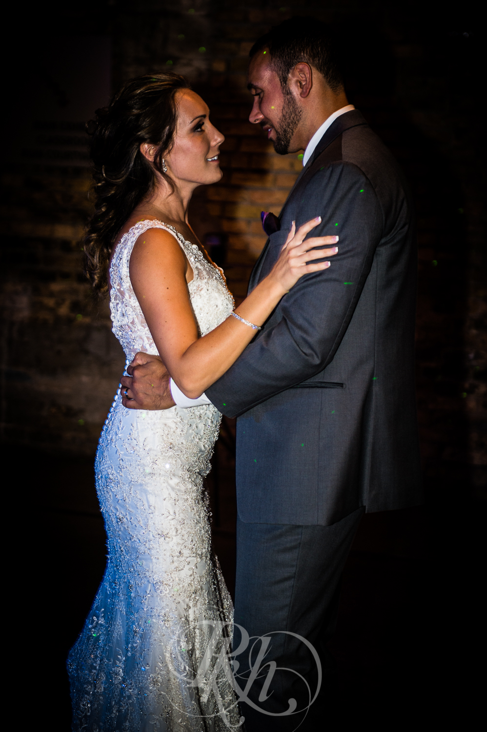 Brittany & Justin - Minnesota Wedding Photographer - Mill City Museum - RKH Images -33.jpg