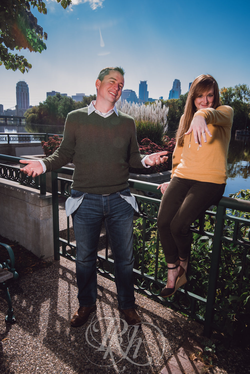 Bobbi & Graham - Minnesota Engagement Photography - RKH Images -6.jpg