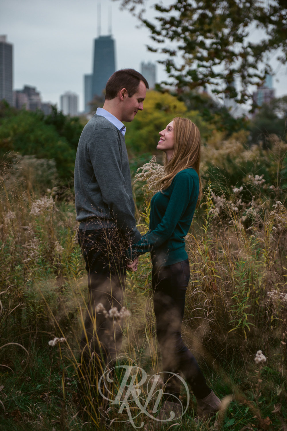 Theresa & Alain - Chicago Engagement Photograhy - RKH Images -1.jpg