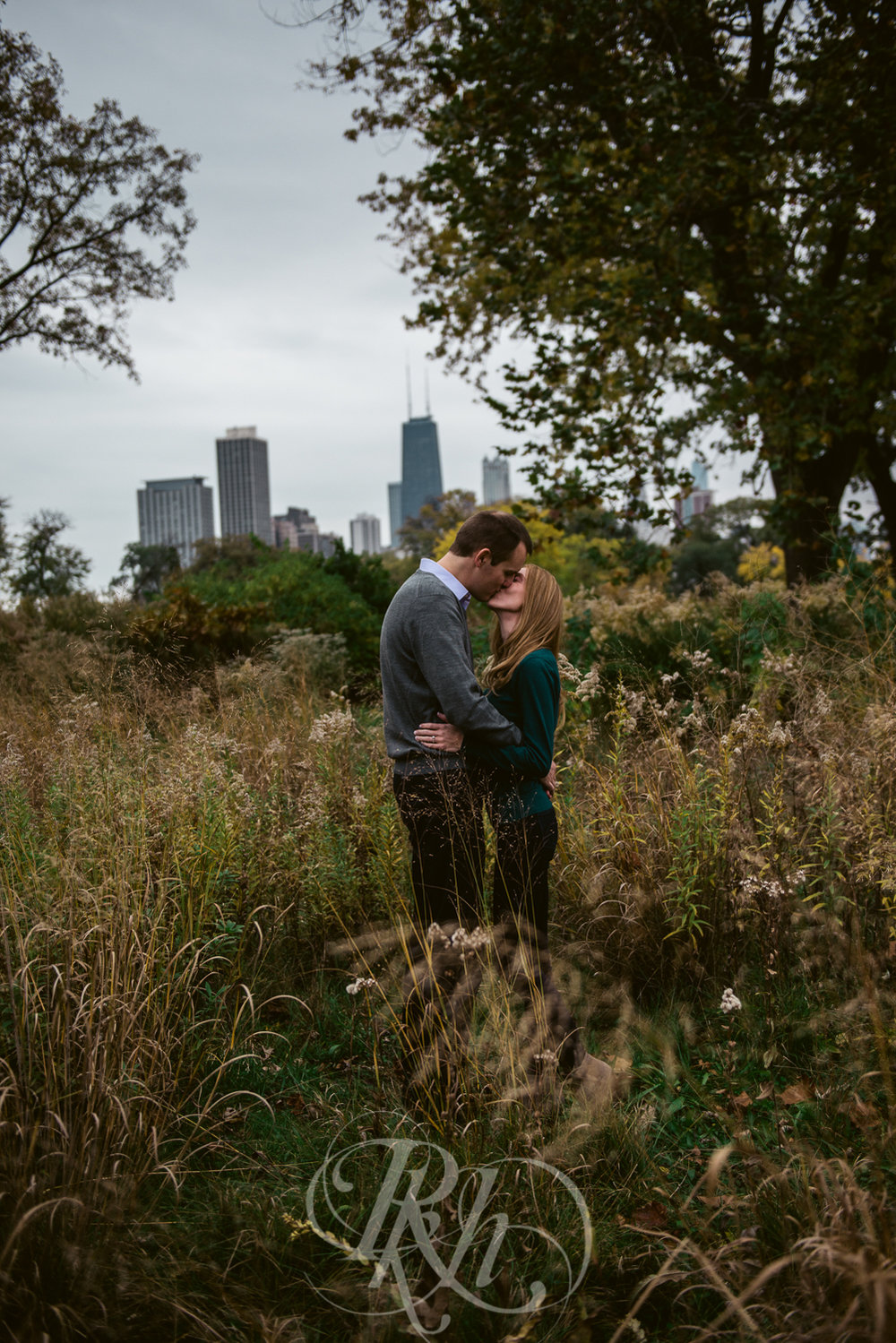 Theresa & Alain - Chicago Engagement Photograhy - RKH Images -2.jpg