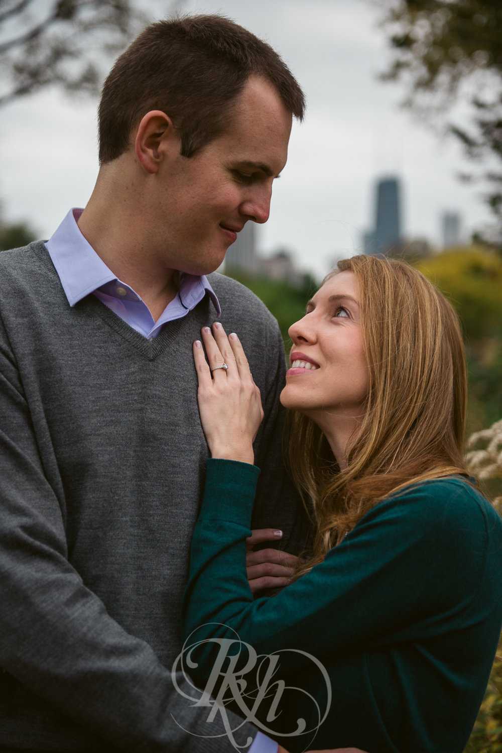Theresa & Alain - Chicago Engagement Photograhy - RKH Images -3.jpg