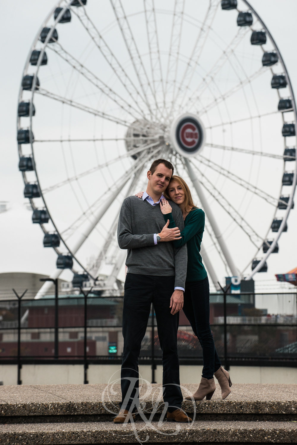 Theresa & Alain - Chicago Engagement Photograhy - RKH Images -7.jpg