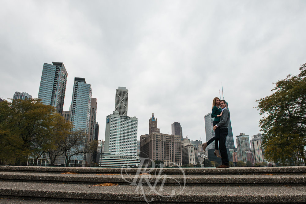Theresa & Alain - Chicago Engagement Photograhy - RKH Images -9.jpg