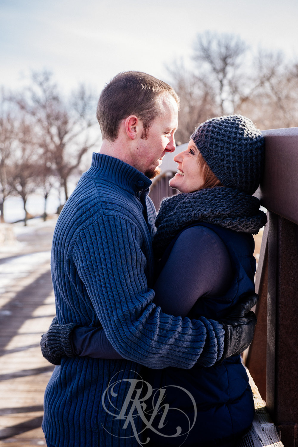 Lindsey & Jeremy - Minnesota Winter Engagement Photography - RKH Images -1.jpg