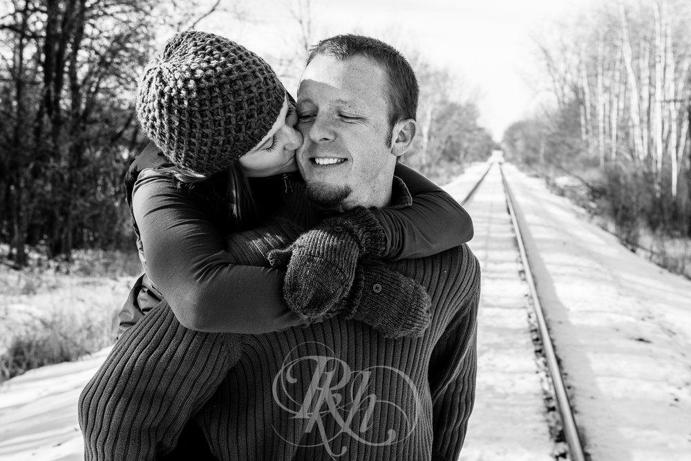 Lindsey & Jeremy - Minnesota Winter Engagement Photography - RKH Images -10.jpg