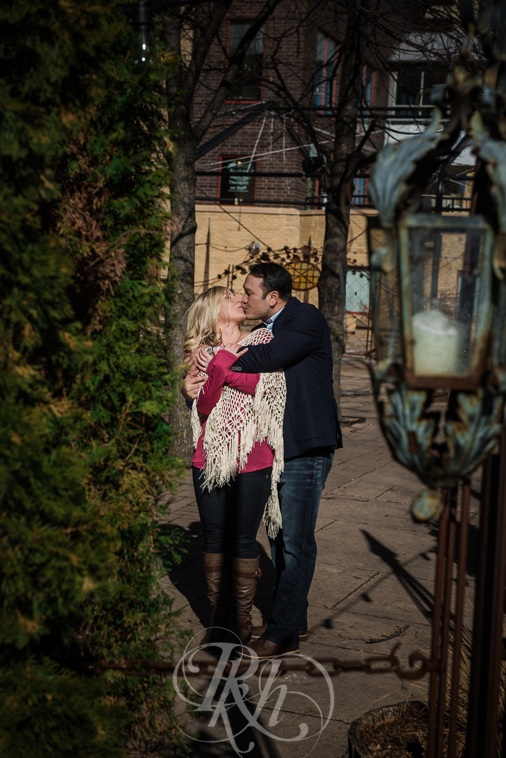 Justine & Patrick - Minnesota Winter Engagement Photography - RKH Images -8.jpg