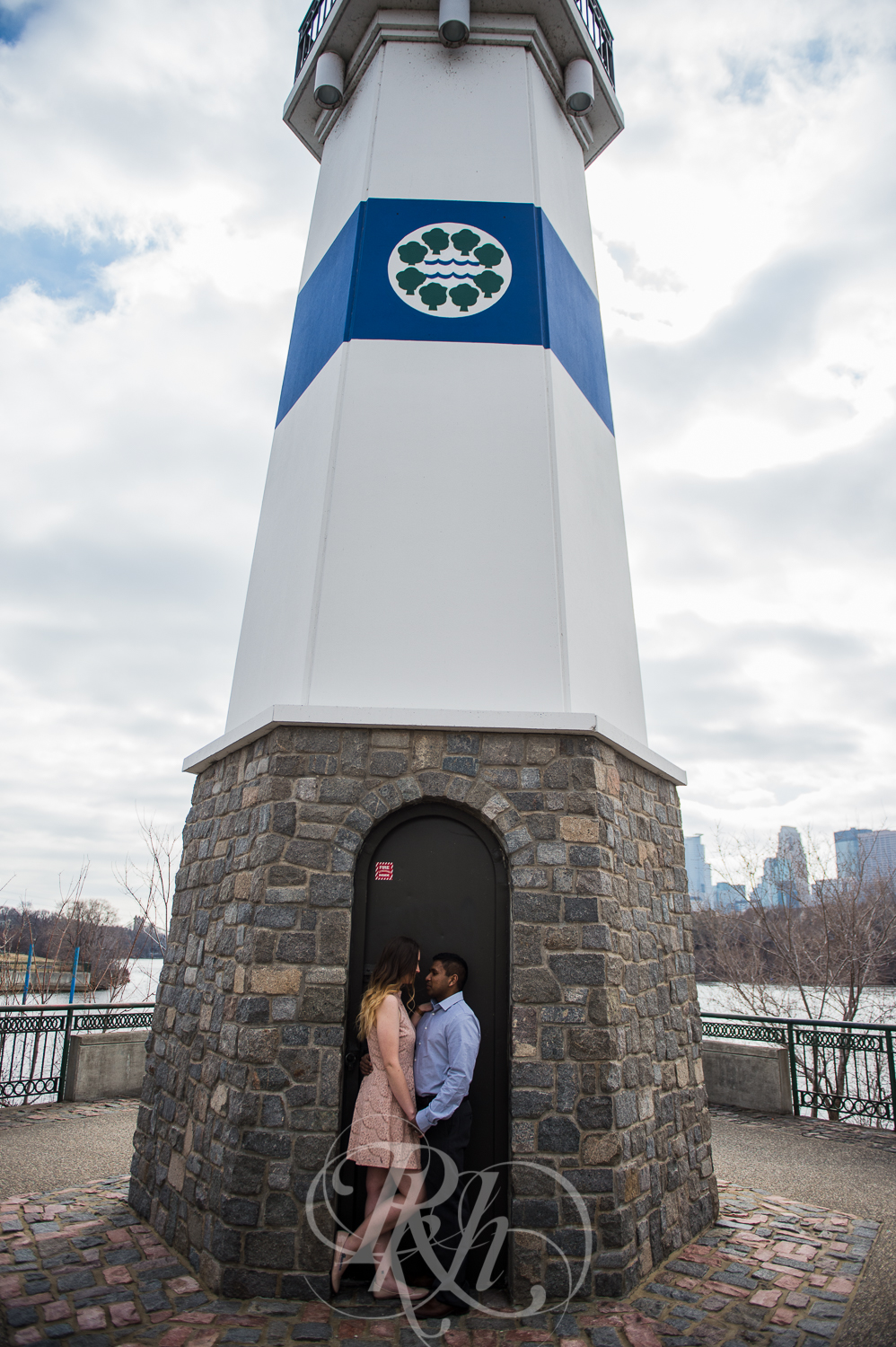 Megan & Gavin - Minnesota Engagement Photography - Boom Island Park - RKH Images -1.jpg