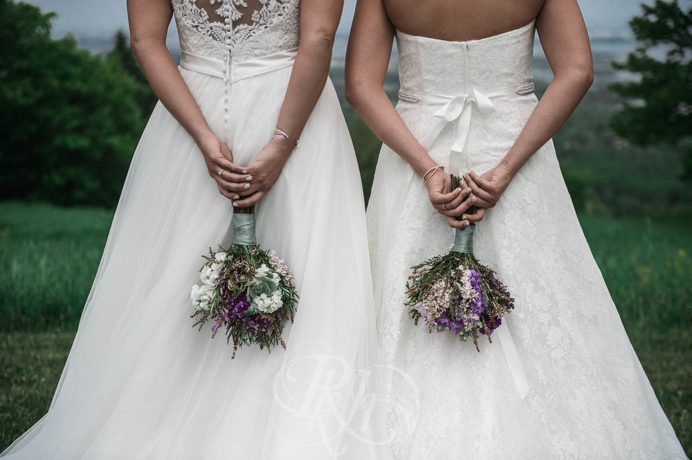 Britni & Paige - LGBT Minnesota Wedding Photography - Spirit Mountain - RKH Images  (24 of 32).jpg