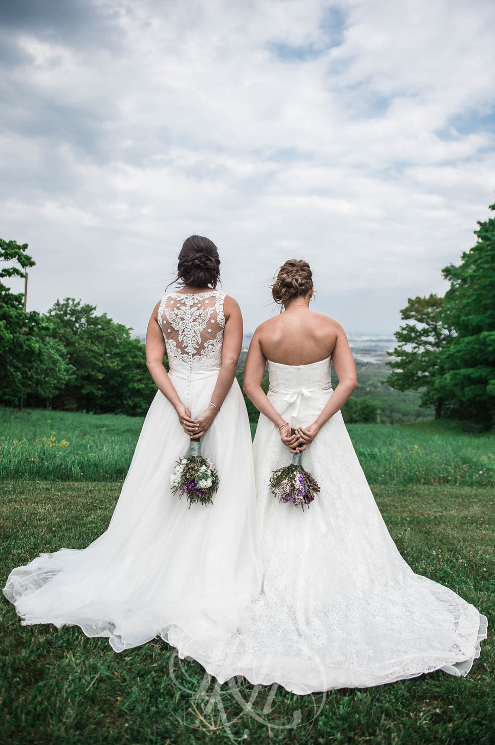 Britni & Paige - LGBT Minnesota Wedding Photography - Spirit Mountain - RKH Images  (25 of 32).jpg