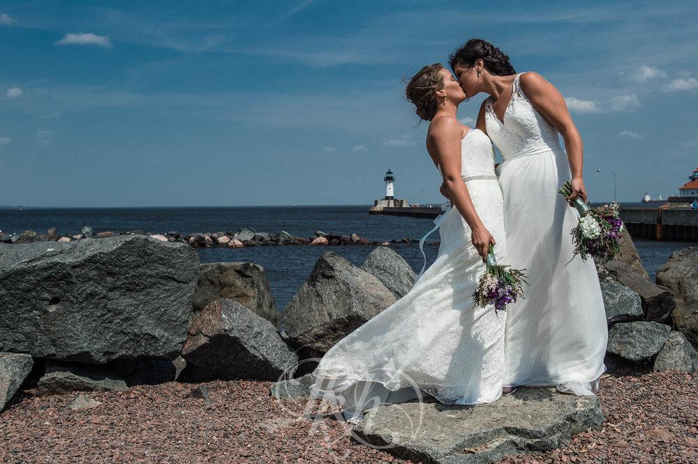 Britni & Paige - LGBT Minnesota Wedding Photography - Spirit Mountain - RKH Images  (27 of 32).jpg