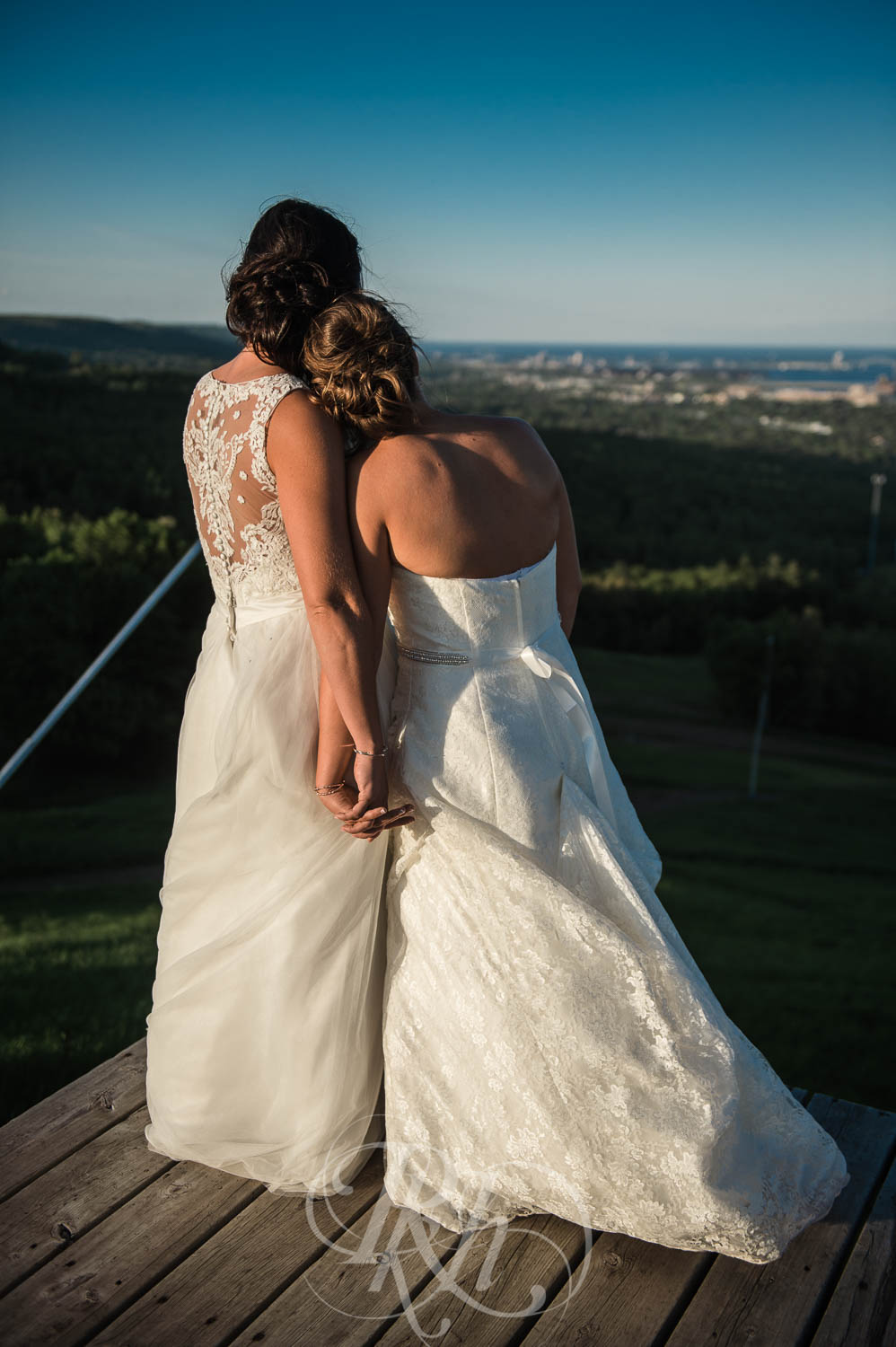Britni & Paige - LGBT Minnesota Wedding Photography - Spirit Mountain - RKH Images  (30 of 32).jpg