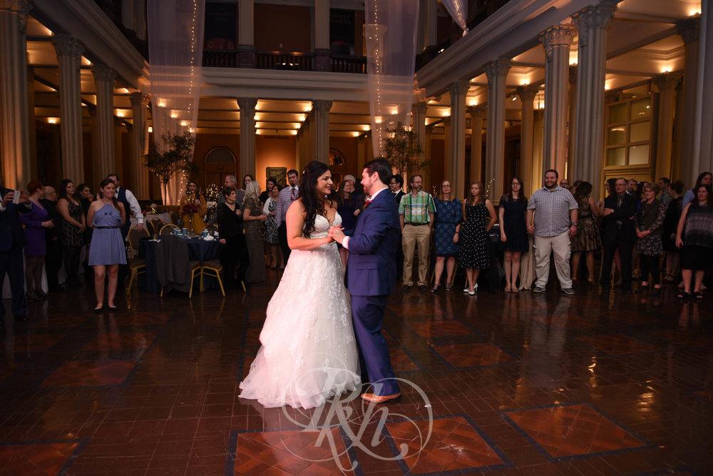 Elizabeth & David - Minnesota Wedding Photography - Landmark Center - RKH Images - Blog  (45 of 52).jpg