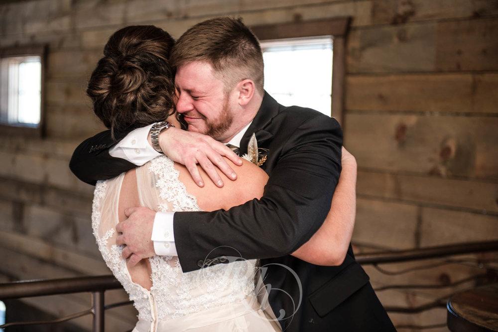 Bridget & Luke - Minnesota Wedding Photography - Creekside Farm Weddings and Events - Winter Wedding - RKH Images  (23 of 60).jpg