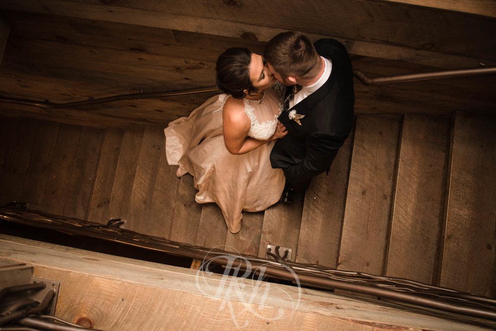 Bridget & Luke - Minnesota Wedding Photography - Creekside Farm Weddings and Events - Winter Wedding - RKH Images  (26 of 60).jpg