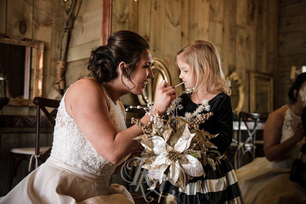 Bridget & Luke - Minnesota Wedding Photography - Creekside Farm Weddings and Events - Winter Wedding - RKH Images  (39 of 60).jpg