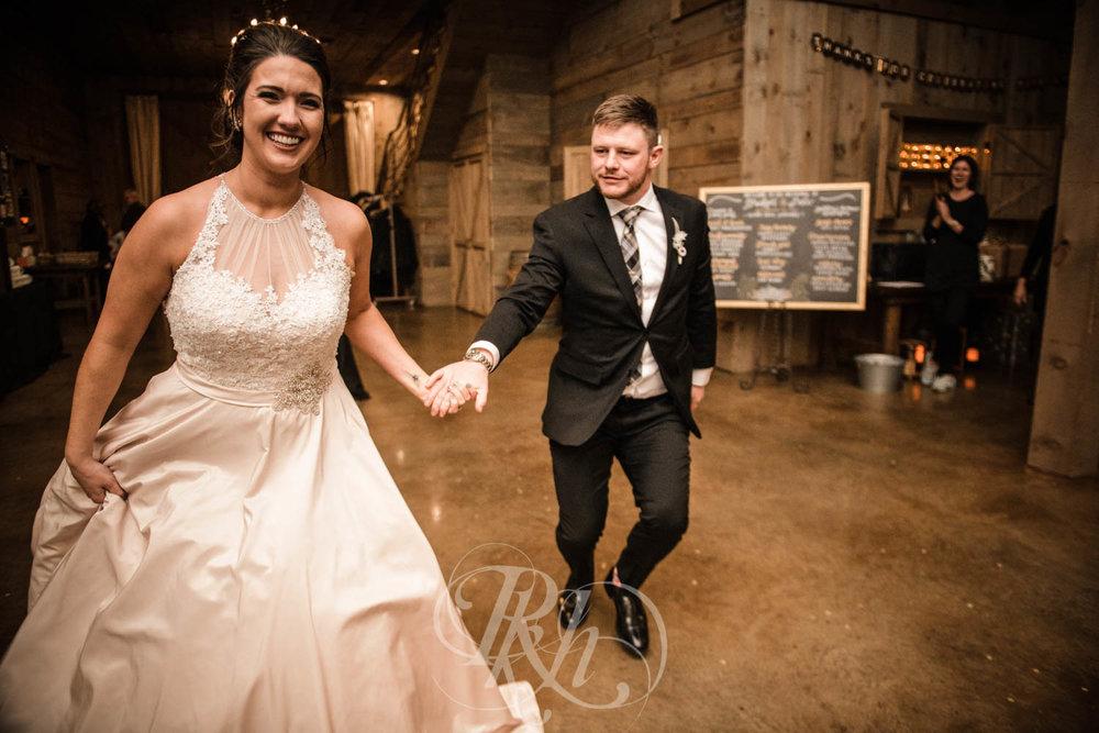 Bridget & Luke - Minnesota Wedding Photography - Creekside Farm Weddings and Events - Winter Wedding - RKH Images  (52 of 60).jpg