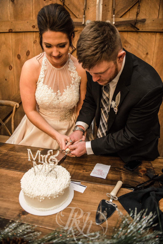 Bridget & Luke - Minnesota Wedding Photography - Creekside Farm Weddings and Events - Winter Wedding - RKH Images  (57 of 60).jpg
