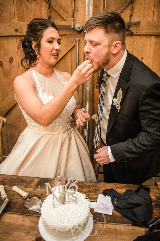 Bridget & Luke - Minnesota Wedding Photography - Creekside Farm Weddings and Events - Winter Wedding - RKH Images  (58 of 60).jpg