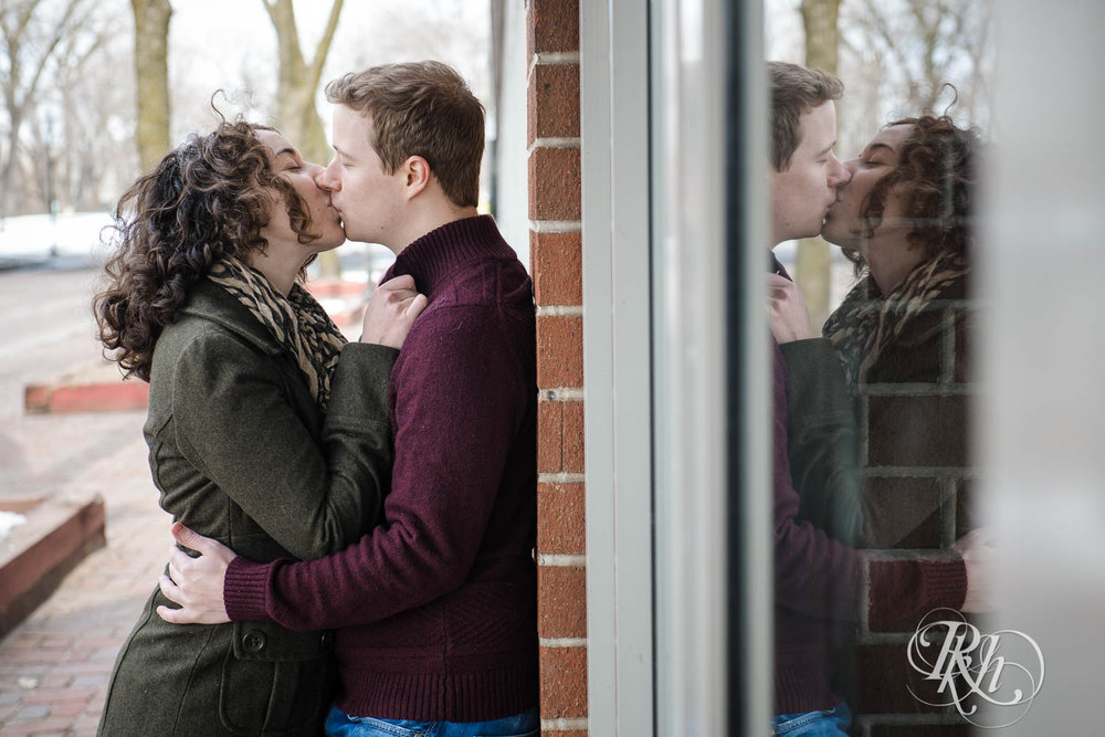 Rebecca & Cameron - Minnesota Engagement Photography - St. Anthony Main - RKH Images  (4 of 17).jpg