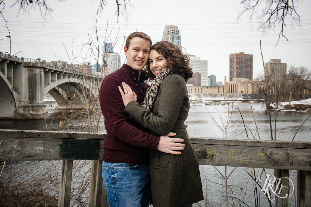 Rebecca & Cameron - Minnesota Engagement Photography - St. Anthony Main - RKH Images  (5 of 17).jpg