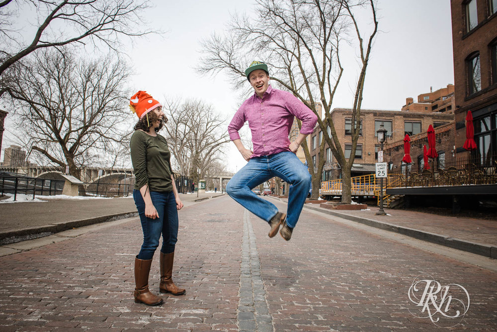 Rebecca & Cameron - Minnesota Engagement Photography - St. Anthony Main - RKH Images  (13 of 17).jpg