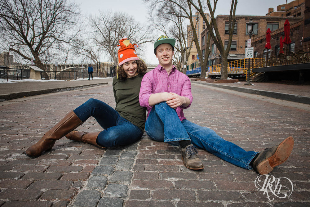 Rebecca & Cameron - Minnesota Engagement Photography - St. Anthony Main - RKH Images  (15 of 17).jpg