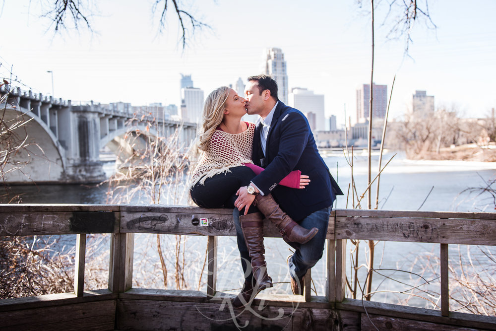 Justine & Patrick - Minnesota Winter Engagement Photography - RKH Images -2.jpg