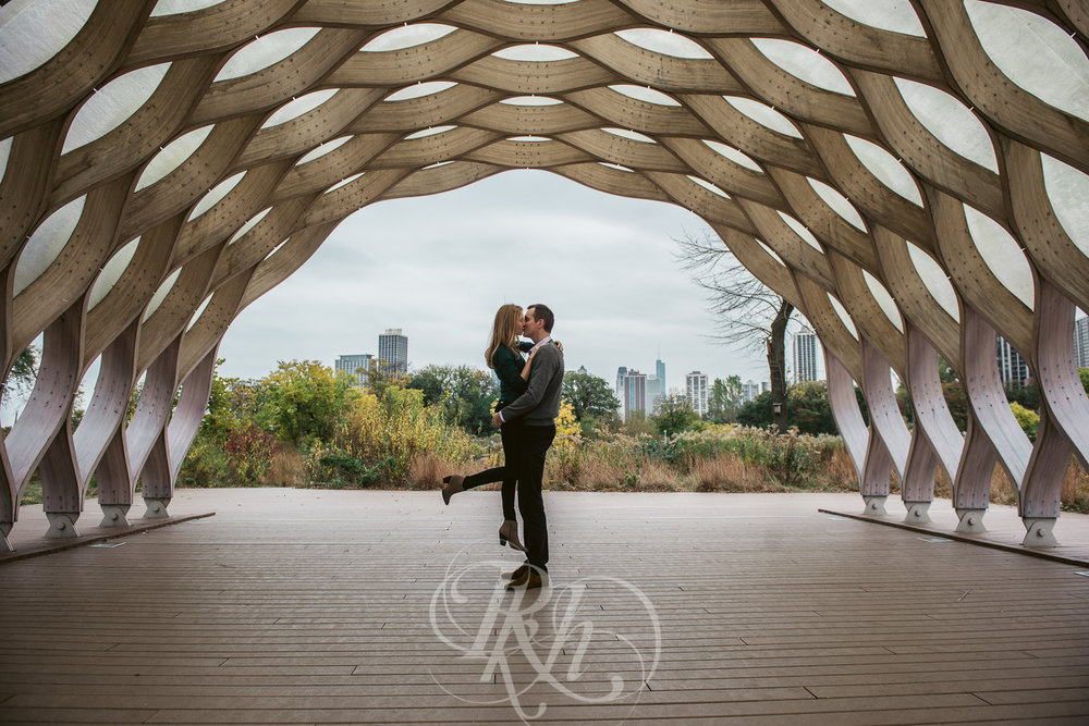 Theresa & Alain - Chicago Engagement Photograhy - RKH Images -5.jpg