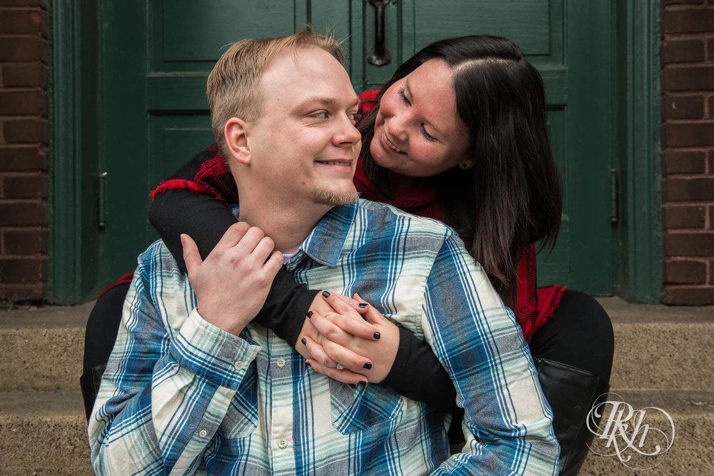 Bri & Erik - Minnesota Engagement Photography - Stillwater - RKH Images  (3 of 9).jpg