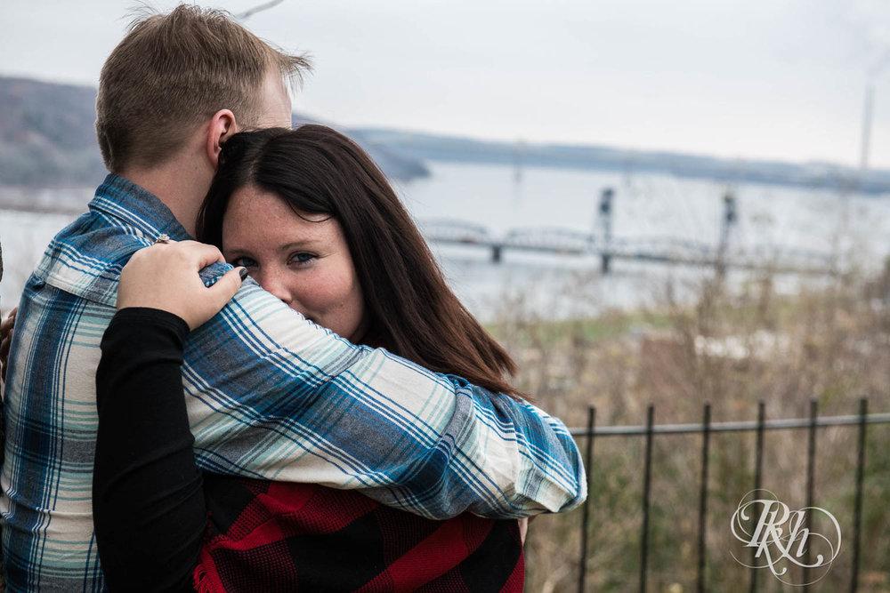 Bri & Erik - Minnesota Engagement Photography - Stillwater - RKH Images  (8 of 9).jpg