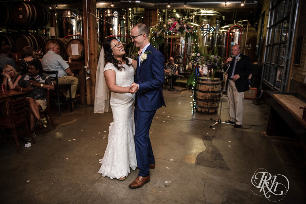 Irene & Andy - Minnesota Wedding Photography - 612 Brew - RKH Images - Samples  (29 of 34).jpg