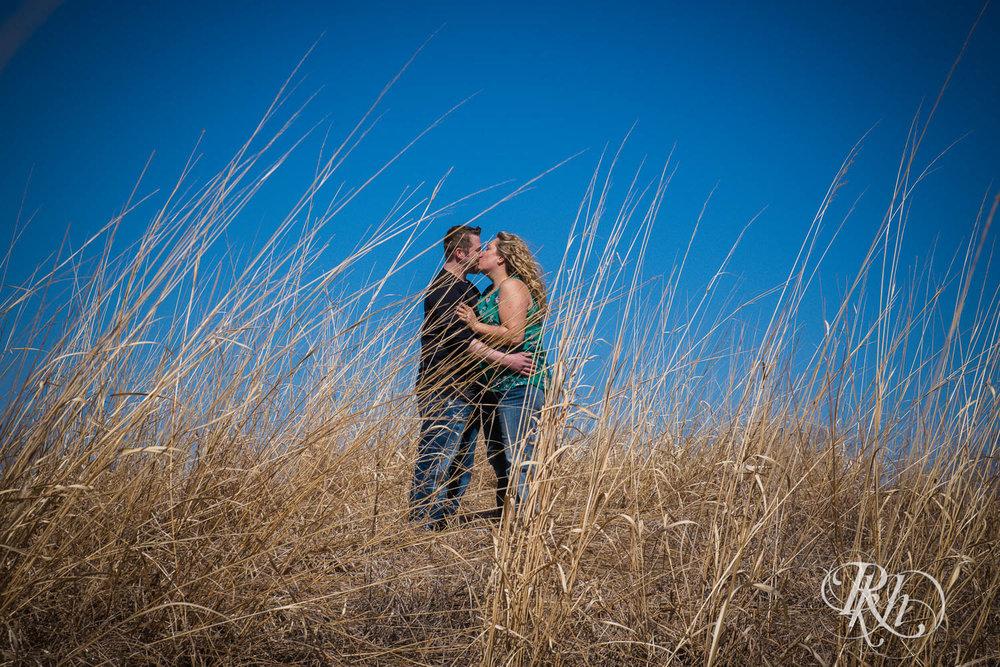Katie & Arik - Minnesota Engagement Photograpy - Lebanon Hills Regional Park - RKH Images  (8 of 9).jpg
