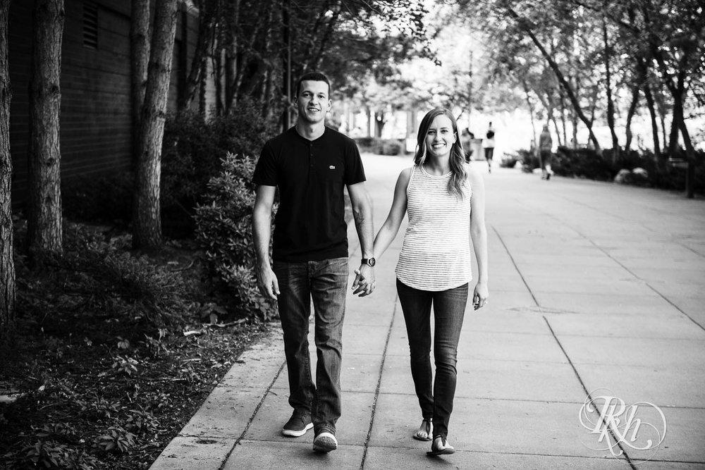 Nicole & Alex - Minnesota Engagement Photography - Centennial Lakes Park - RKH Images  (7 of 14).jpg