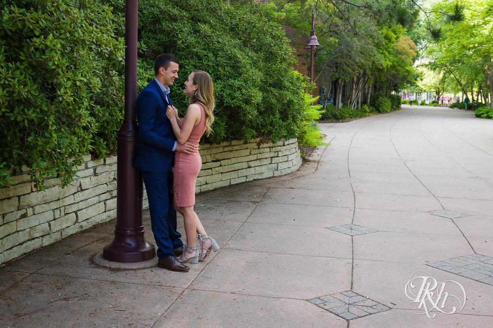 Nicole & Alex - Minnesota Engagement Photography - Centennial Lakes Park - RKH Images  (6 of 14).jpg