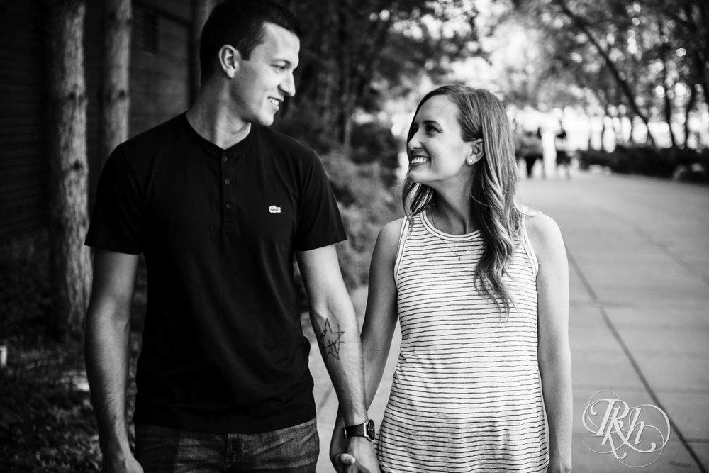 Nicole & Alex - Minnesota Engagement Photography - Centennial Lakes Park - RKH Images  (8 of 14).jpg