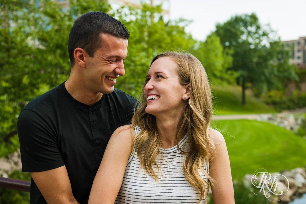 Nicole & Alex - Minnesota Engagement Photography - Centennial Lakes Park - RKH Images  (10 of 14).jpg