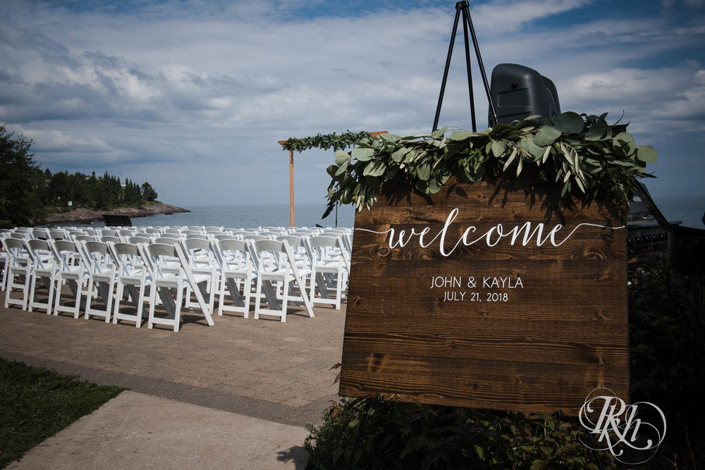 Kayla & John - Minnesota Wedding Photography - North Shore Wedding Photography - Bluefin Bay - RKH Images   (4 of 55).jpg