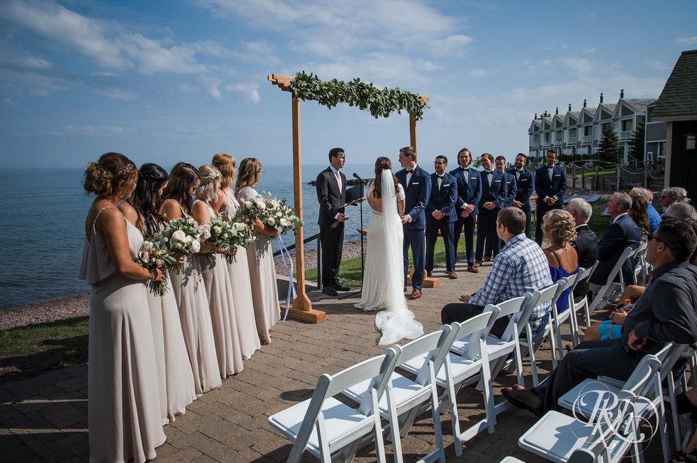 Kayla & John - Minnesota Wedding Photography - North Shore Wedding Photography - Bluefin Bay - RKH Images   (18 of 55).jpg
