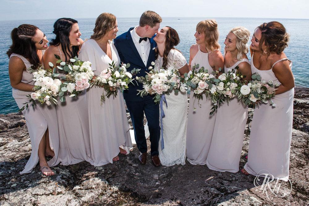 Kayla & John - Minnesota Wedding Photography - North Shore Wedding Photography - Bluefin Bay - RKH Images   (29 of 55).jpg