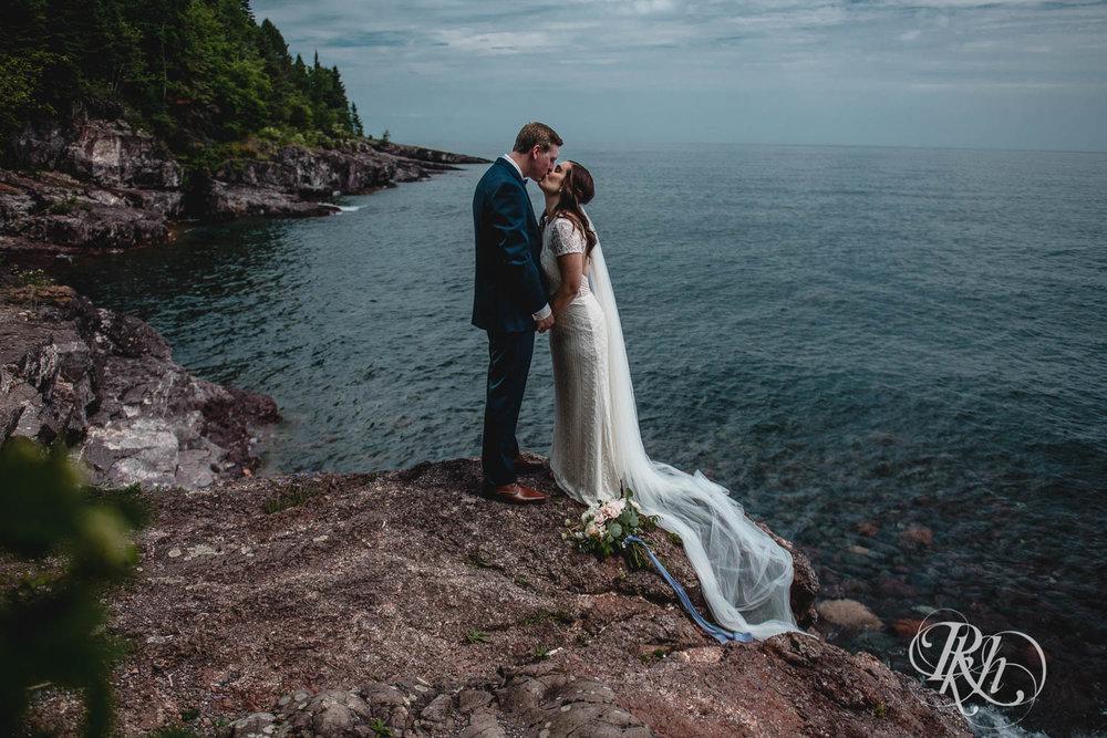 Kayla & John - Minnesota Wedding Photography - North Shore Wedding Photography - Bluefin Bay - RKH Images   (42 of 55).jpg