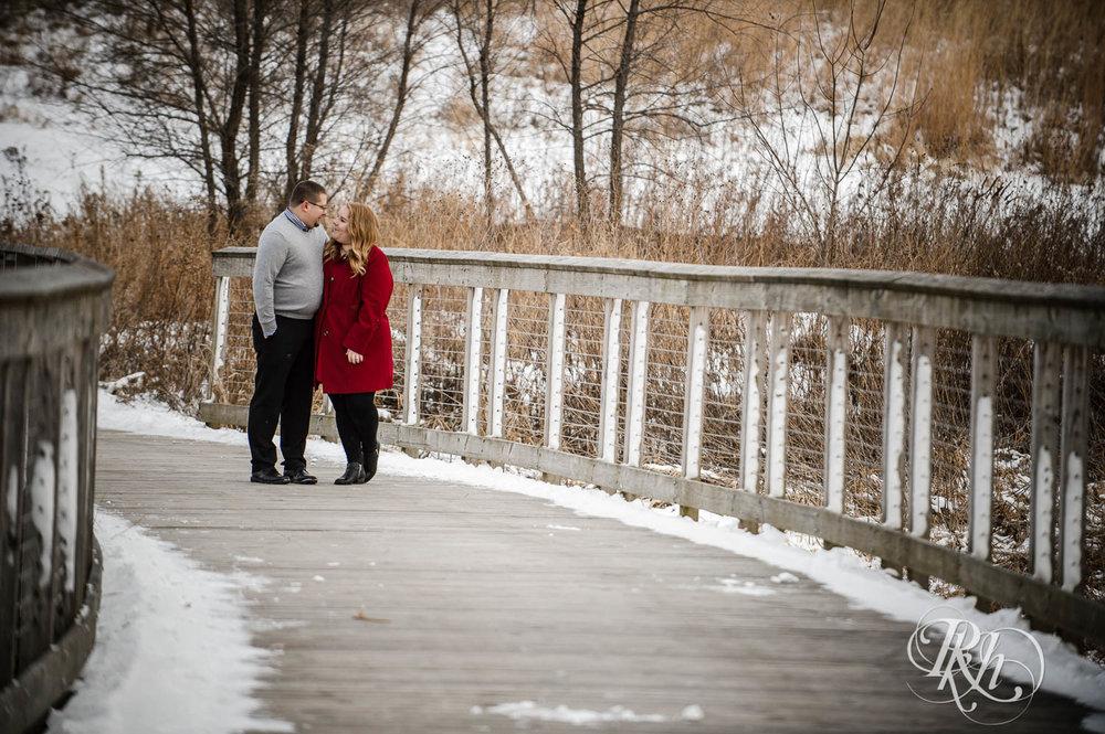 Cameron & Jesse - Minnesota Engagement Photography - Lebanon Hills Regional Park - RKH Images (7 of 7).jpg