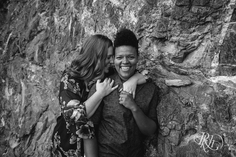 Kasey & Monique - Minnesota LGBTQ Engagement Photography - North Shore - RKH Images (5 of 15).jpg