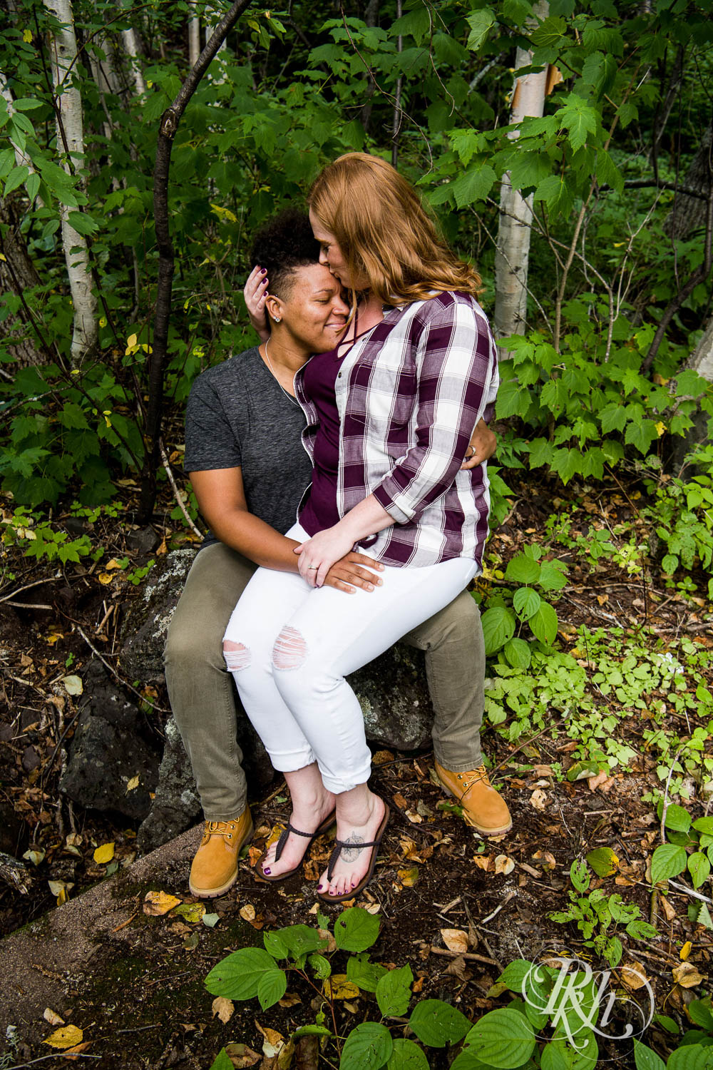 Kasey & Monique - Minnesota LGBTQ Engagement Photography - North Shore - RKH Images (13 of 15).jpg