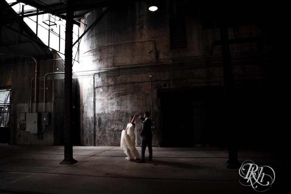 Lauren & Matt - Minnesota Wedding Photography - Mill City Museum - RKH Images - Blog (40 of 55).jpg