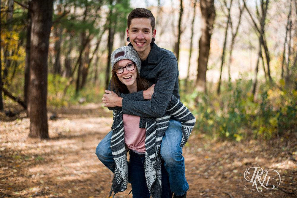 Alisha & Dylan - Minnesota Engagement Photography - Whitetail Woods Regional Park - RKH Images - Blog (8 of 14).jpg