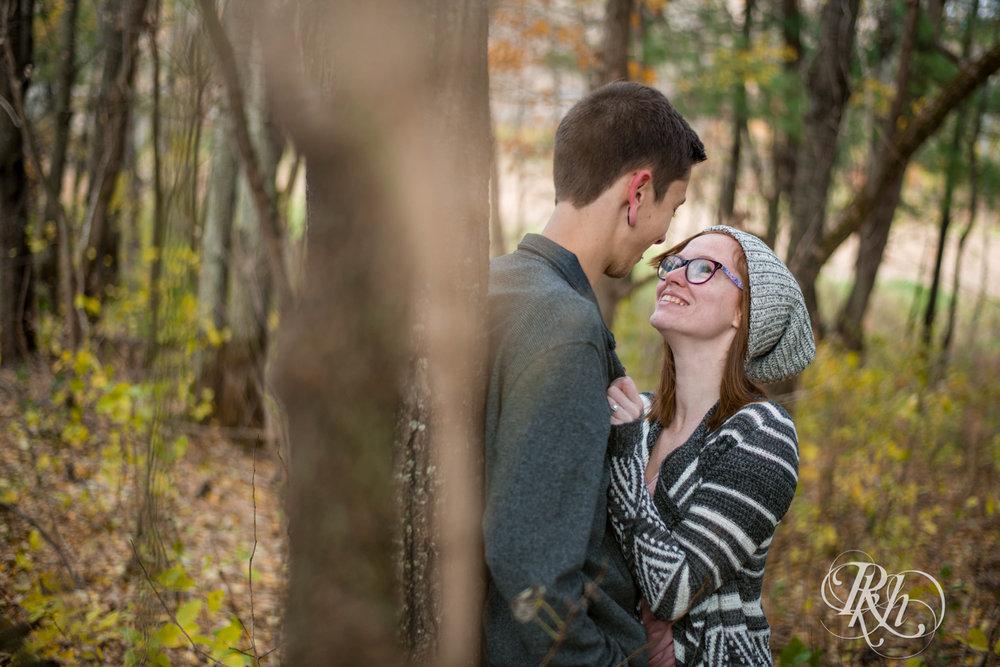 Alisha & Dylan - Minnesota Engagement Photography - Whitetail Woods Regional Park - RKH Images - Blog (13 of 14).jpg