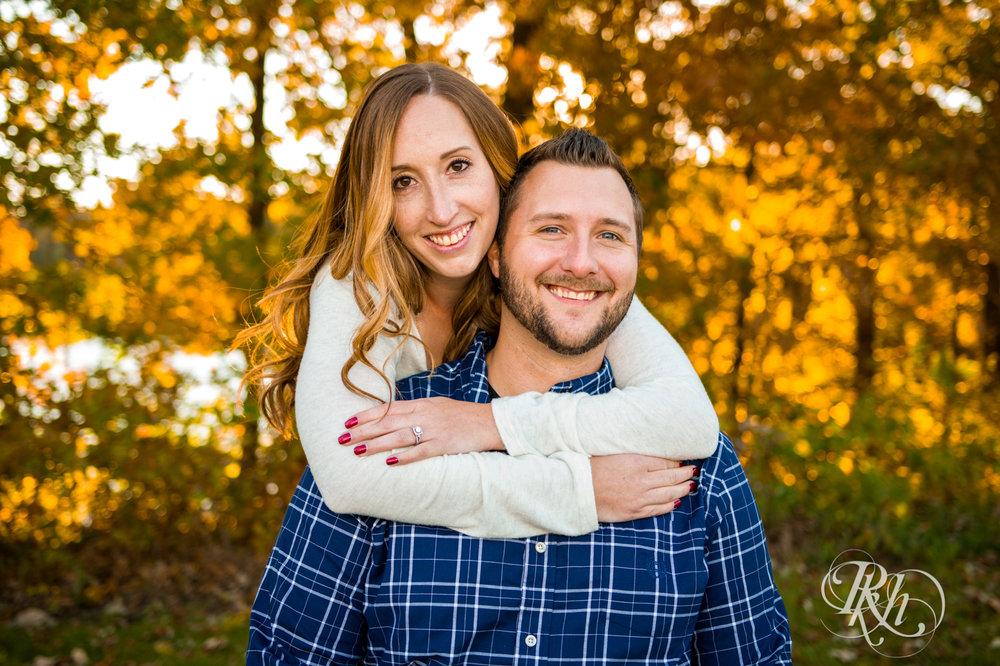 Amanda & Charlie - Minnesota Engagement Photography - Lebanon Hills Regional Park - Sunset - RKH Images - Blog (2 of 11).jpg