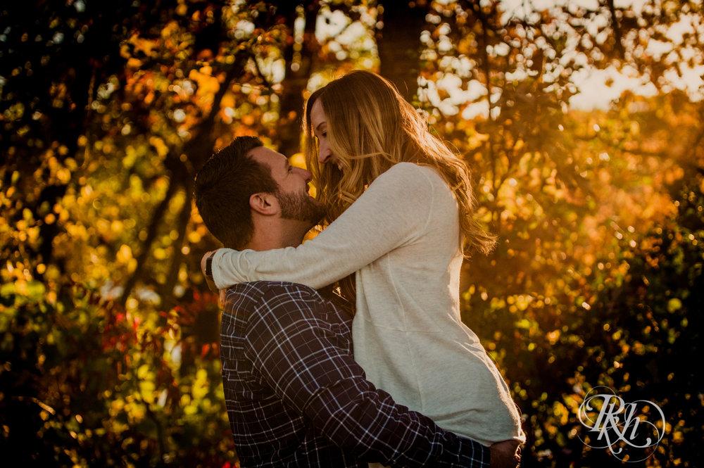 Amanda & Charlie - Minnesota Engagement Photography - Lebanon Hills Regional Park - Sunset - RKH Images - Blog (3 of 11).jpg