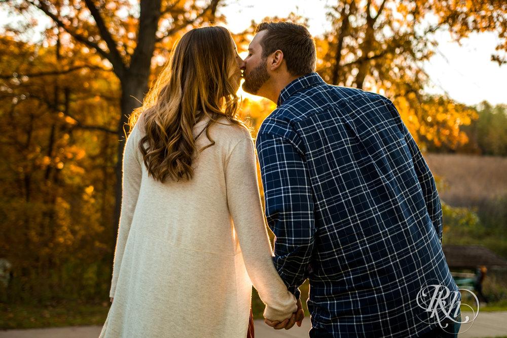 Amanda & Charlie - Minnesota Engagement Photography - Lebanon Hills Regional Park - Sunset - RKH Images - Blog (5 of 11).jpg